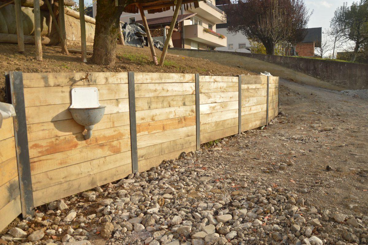 Oporni zid - Berlinska stena